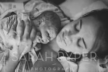 Seth and Liz had a baby!